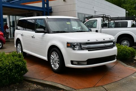 Pre-Owned 2018 Ford Flex SEL AWD 4D Sport Utility